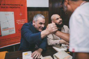 Eduardo Almeida e Kiko Kislansky força ikigai