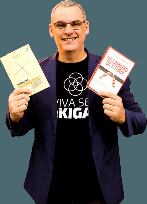 Eduardo Almeida Ikigai Livros