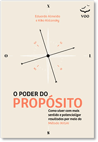 Livro Poder do Propósito Eduardo Almeida Ikigai